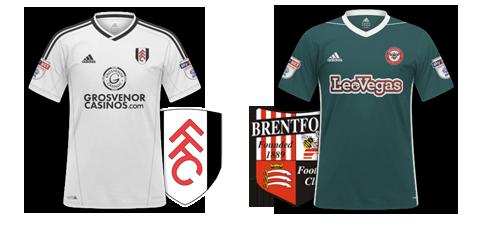 Fulham v Brentford
