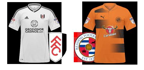 Fulham v Reading