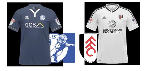 Millwall v Fulham