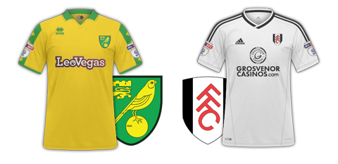 Norwich City v Fulham
