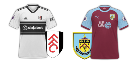 Fulham v Burnley
