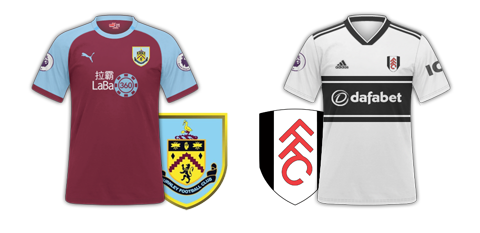 Burnley v Fulham