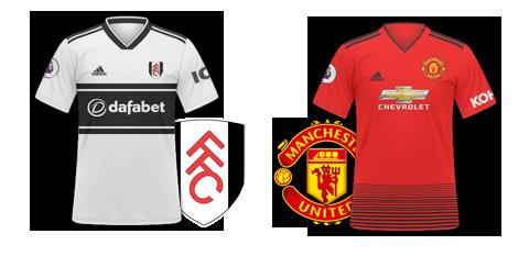 Fulham v Man Utd
