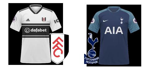 Fulham v Spurs