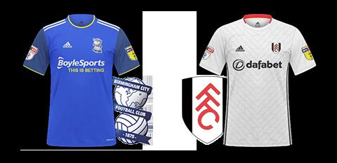 Birmingham City v Fulham