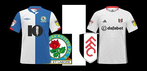 Blackburn Rovers v Fulham