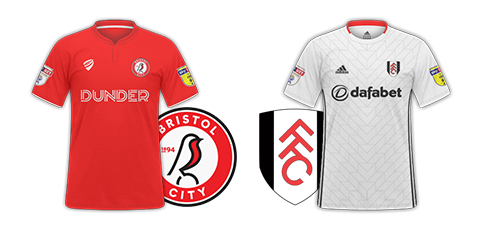 Bristol City v Fulham