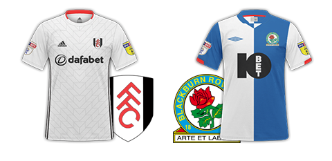 Fulham v Blackburn