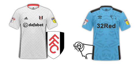 Fulham v Derby County