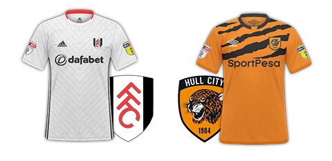 Fulham v Hull City
