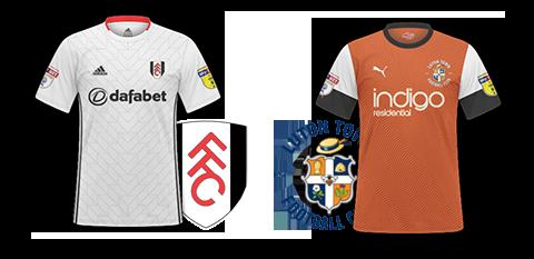 Fulham v Luton Town
