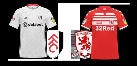 Fulham v Middlesborough
