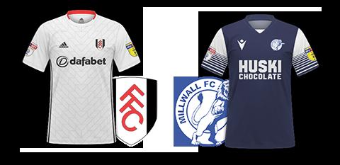 Fulham v Millwall