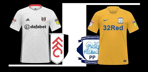 Fulham v Preston North End
