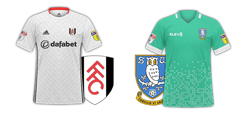 Fulham v Sheffield Wednesday