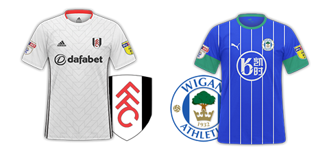 Fulham v Wigan Atheletic