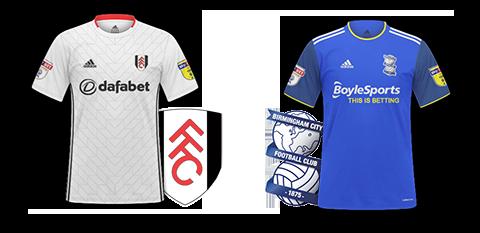Fulham v Birmingham City