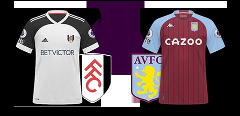 Fulham v Aston Villa