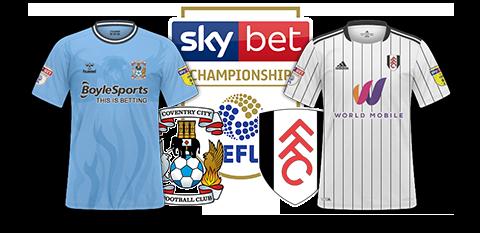 Coventry City v Fulham