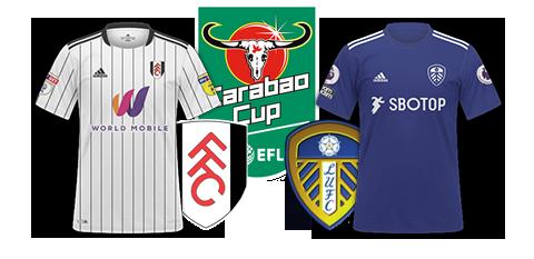 Fulham v Leeds EFL Cup