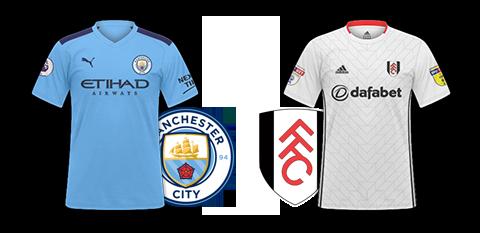 Man City v Fulham (FA Cup)